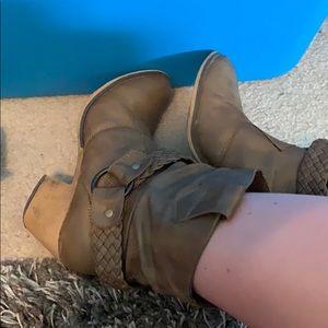 Shoes - Cowboys Boots
